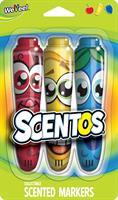 סנטוס-3 טושים ריחניים רחיץ
