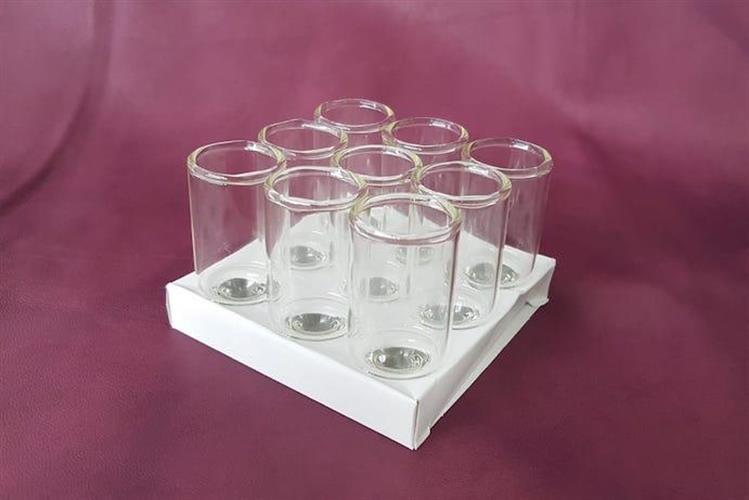 Прозрачные стаканчики для масла