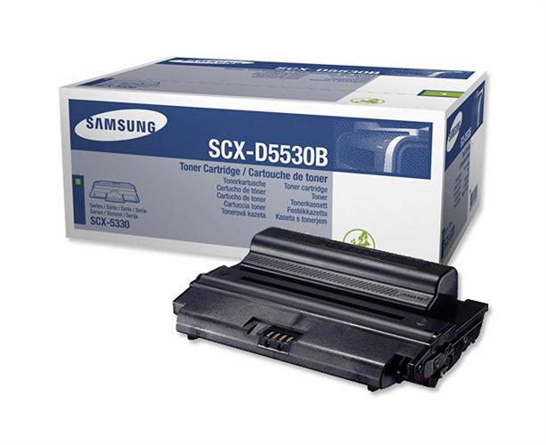 טונר מקורי SCX-D5530DB למדפסת סמסונג דגם SCX-5530FN