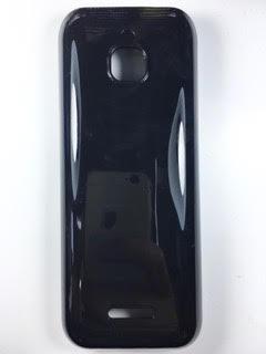 מגן סיליקון לנוקיה NOKIA 6300 4G בצבע שחור