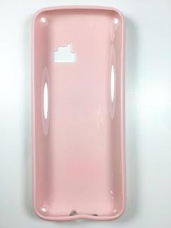 מגן סיליקון לאפ טק GT88 UP TEC בצבע ורוד