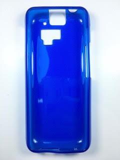 מגן סיליקון למרקורי גדול בצבע כחול