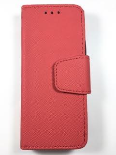 מגן ספר לQLYX Q3 בצבע אדום