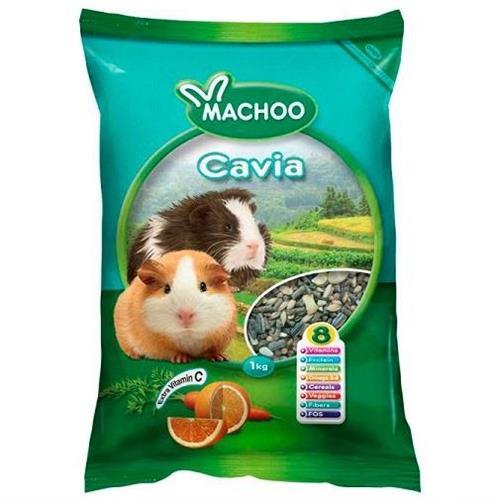 """מאצ'ו מזון מלא לשרקנים 1 ק""""ג"""
