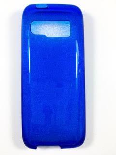 מגן סיליקון ל KOSHER MOBILE K21 בצבע כחול