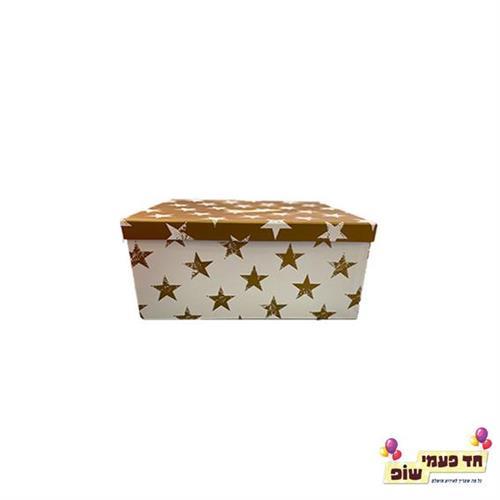 קופסא כוכבים זהב מידה 2