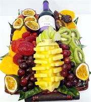 ספיישל שף פירות - שילוב יין