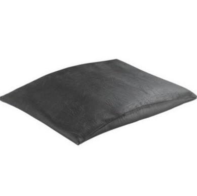 כרית מניקור סקאי גדולה שחורה