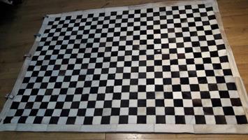 שטיח עור 301
