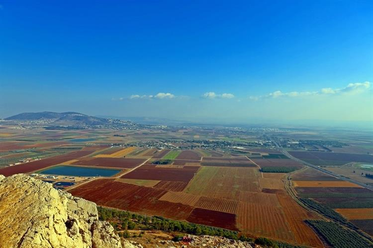Support Israel and get this picture: Nazareth, Mount Precipice