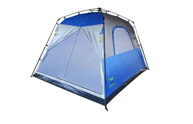 אוהל חגור קוויק אפ PRO  פרו אוקיינוס 6 אנשים צבע ירוק 101054 התמונה להמחשה