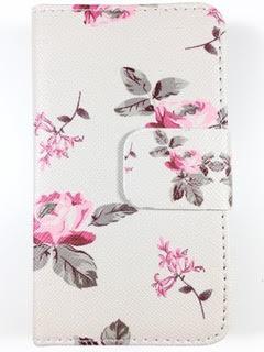 מגן ספר אונברסלי סמול סייז SMALL SIZE דגם פרחים