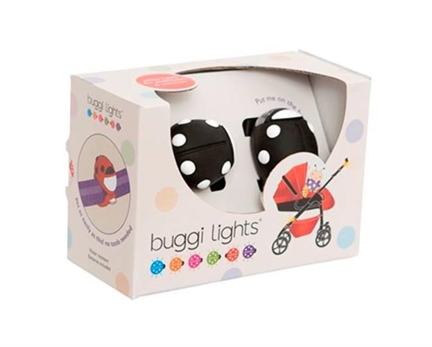 פנסים לעגלה - Buggy Lights- צבע שחור