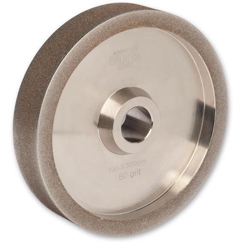 גלגל השחזה ציפוי יהלום CBN 200/40 גרעין 80