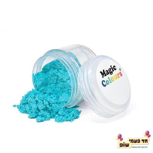 אבקת נצנצים מג'יק כחול בייבי