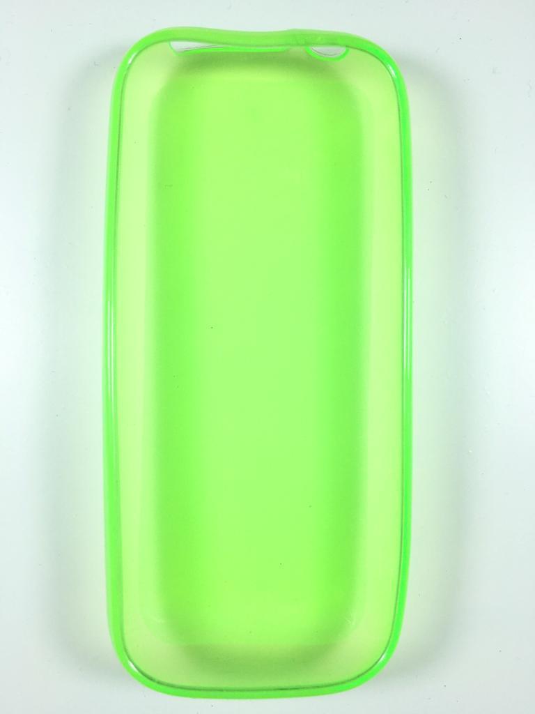 מגן סיליקון לנוקיה 105 2017 NOKIA בצבע ירוק