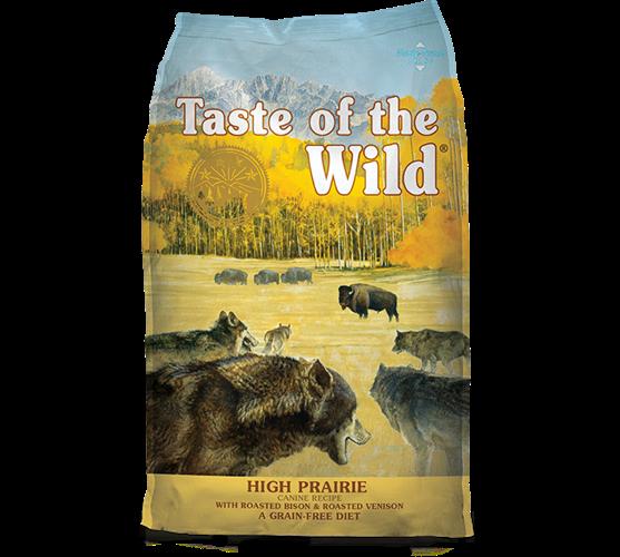 """074198609642 מזון יבש לכלבים 12.2 ק""""ג Taste Of The Wild"""