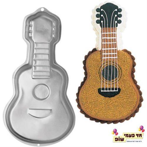 תבנית גיטרה
