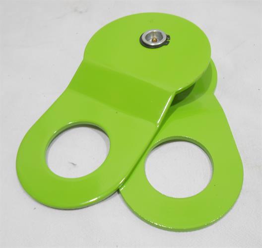 מכפיל כוח לכננת לגיפים צבע ירוק קמפינג לייף