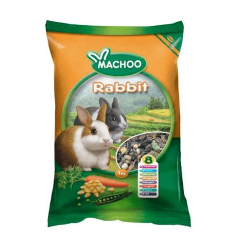 מאצ'ו מזון מלא יבש לארנבים 1 קג