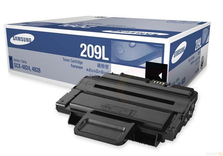 טונר מקורי MLT-D209L למדפסת סמסונג דגם ML-2855ND,SCX-4824FN,4828FN