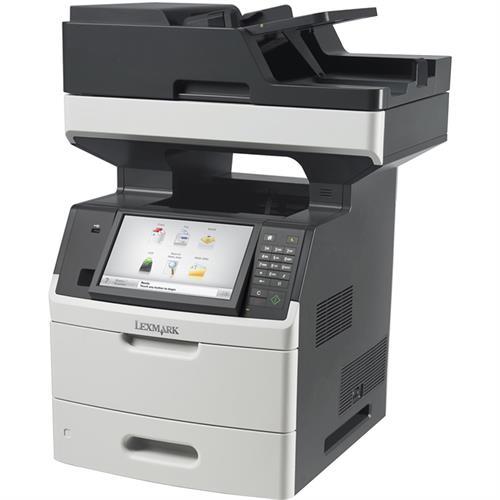 מדפסת משולבת דגם Lexmark MX-711dhe