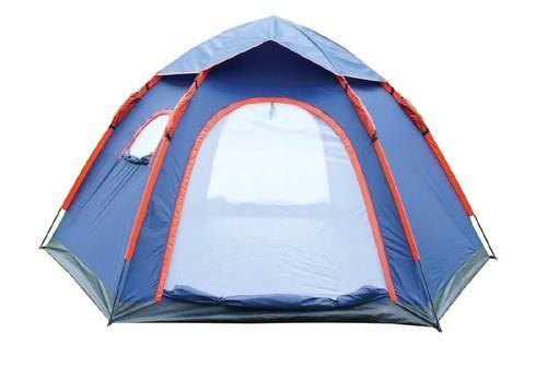 אוהל ל-8 משפחתי פתיחה מהירה - אמגזית