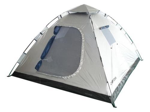 אוהל פתיחה מהירה ל- 6 אנשים CAMPTOWN