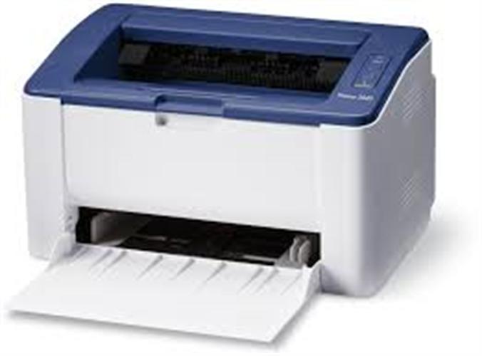 מדפסת לייזר שחור לבן  Xerox Phaser 3020 USB/WIFI