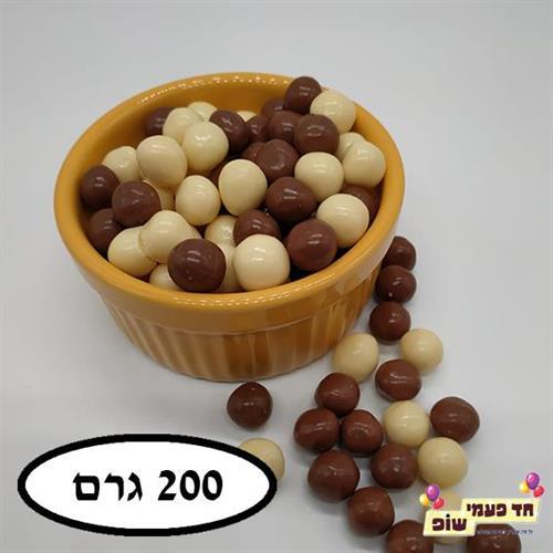 מיקס פניני קראנץ' 200 גרם חלבי
