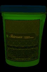 פילינג סורבט מלחים לפדיקור ומניקור Sharons 1.5kg