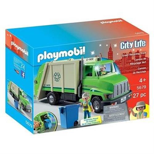 פליימוביל -משאית זבל 5679