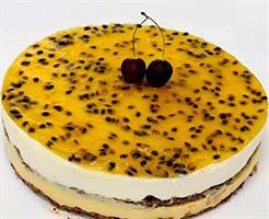Love fruit cake - עוגת פסיפלורה