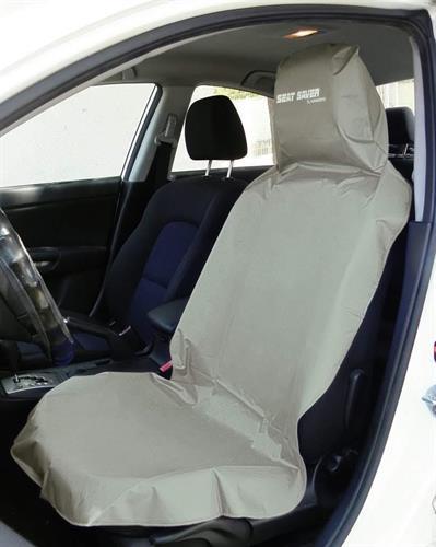 כיסוי הגנה נגד לכלוך ומים למושב הרכב צבע שחור (אפור \ בז' אזל במלאי)