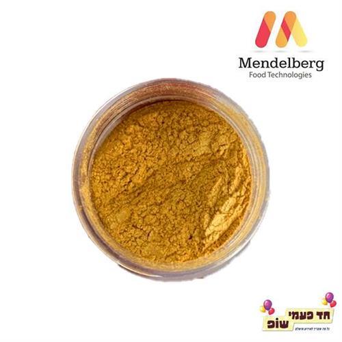 אבקת איבוק מנדלברג זהב לאסטר