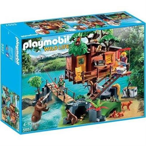 פליימוביל 5557 -בית על העץ