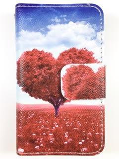 מגן ספר אונברסלי סמול סייז SMALL SIZE דגם 'עץ לב אדום'