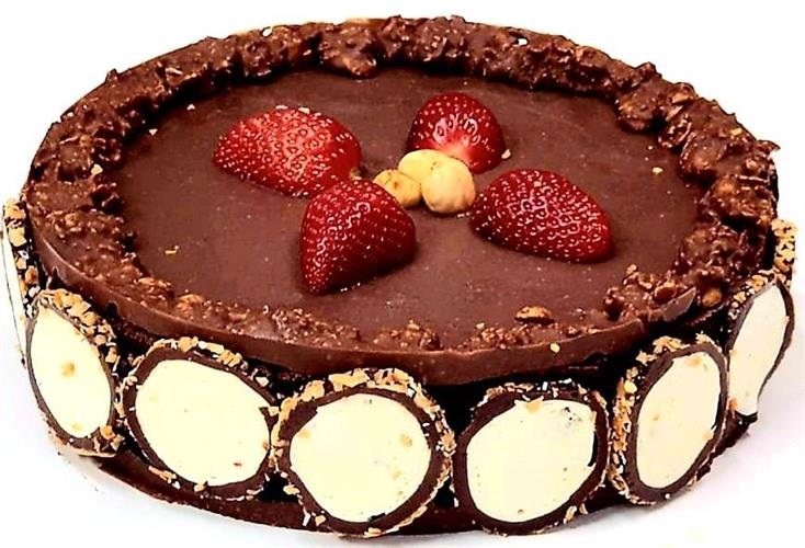 Wow cake - עוגת השחיתות