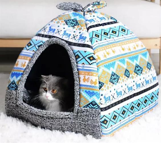 מיטה לכלב קטן/ חתול