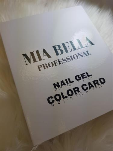 ספר לצבעים Mia Bella