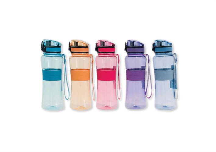 בקבוק אקרילי קעור ION ENERGY 550 מל