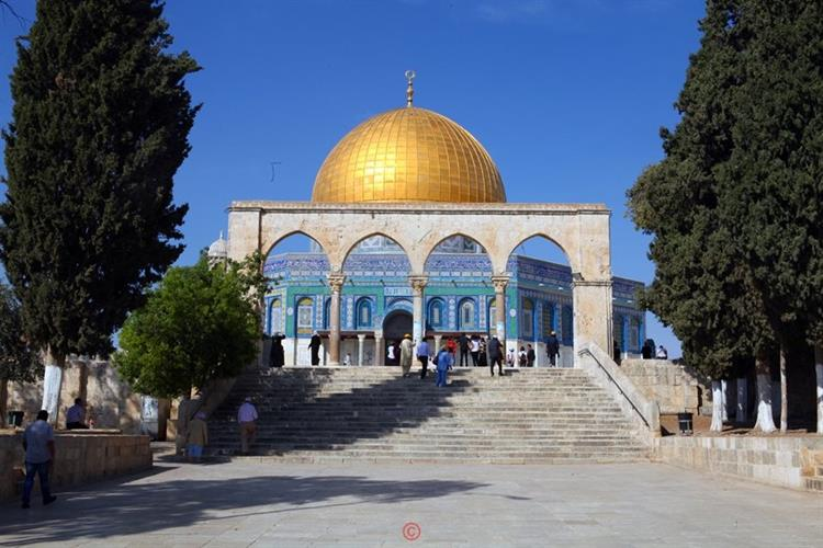 Support Israel and get this picture: The Temple Mount, Jerusalem