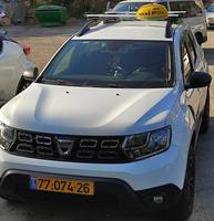 גגון דאיה דאסטר מונית
