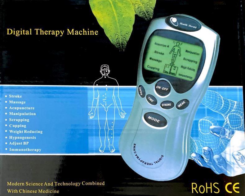 מכשיר עיסוי חשמלי טנס Digital Therapy Machine