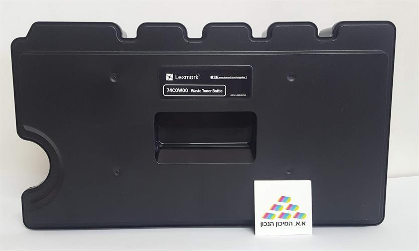 מיכל עודפים 74C0W00 למדפסת לקסמרק דגם CS-720,725 CX-725 90K