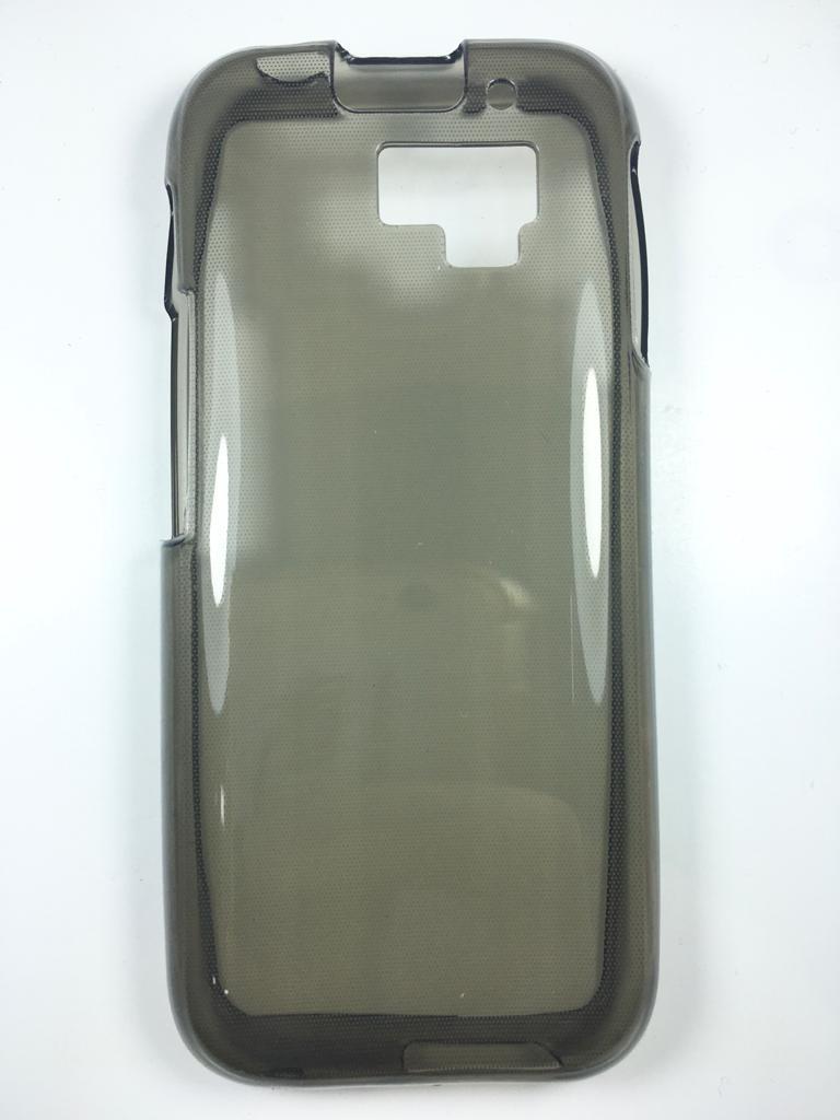 מגן סיליקון לkosher mobile k35 בצבע אפור