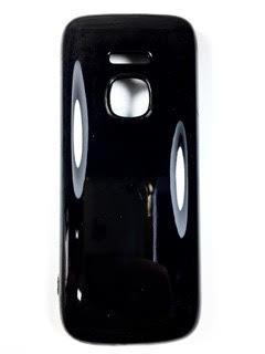 מגן סיליקון לנוקיה NOKIA 215 4G בצבע שחור