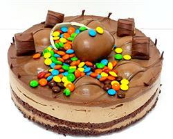 Kinder cake - עוגת הקינדר