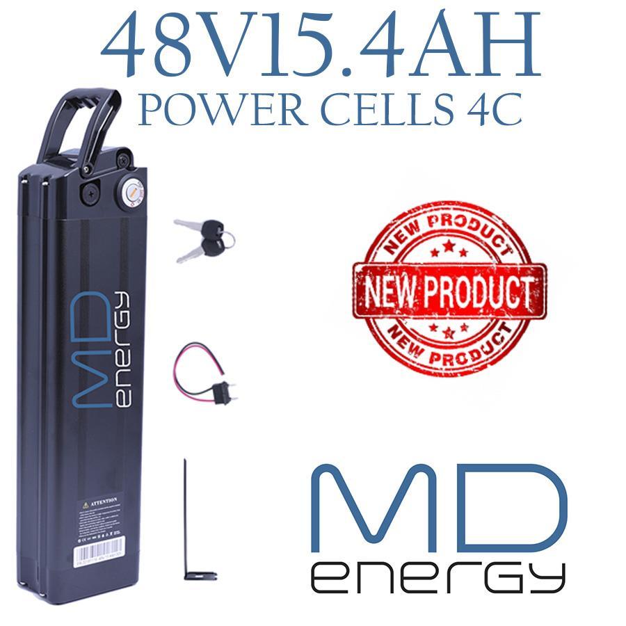 48V15.4AH C4 סוללה 48V15.4AH תאים 4C איכותיים וחזקים במיוחד