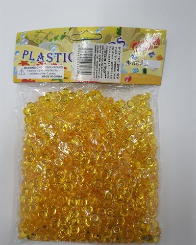 פתיתי פלסטיק ליצירה לדבש
